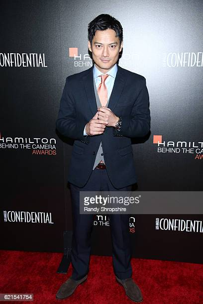 Archie David Kao attends the Hamilton Behind The Camera Awards presented by Los Angeles Confidential Magazine at Exchange LA on November 6 2016 in...