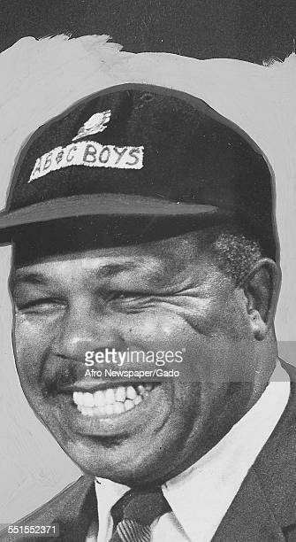 Archie Moore AfricanAmerican professional boxer and the Light Heavyweight World Champion June 5 1967