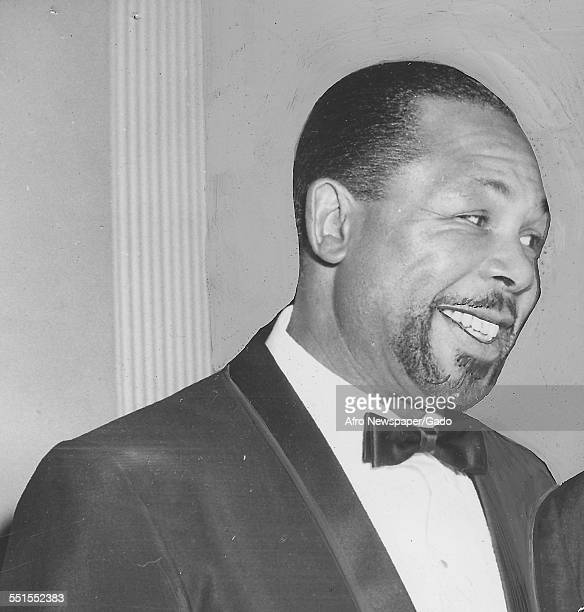 Archie Moore AfricanAmerican professional boxer and the Light Heavyweight World Champion 1946