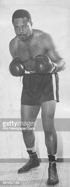 Archie Moore was an American professional boxer and the Light Heavyweight World Champion September 13 1955