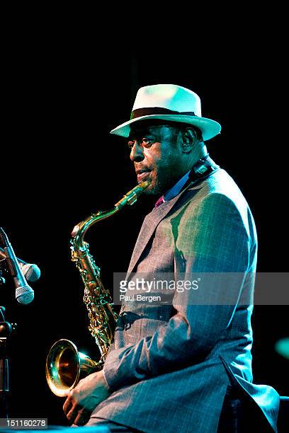 Archie Shepp performs on stage North Sea Jazz festival Ahoy Rotterdam 8 July 2012