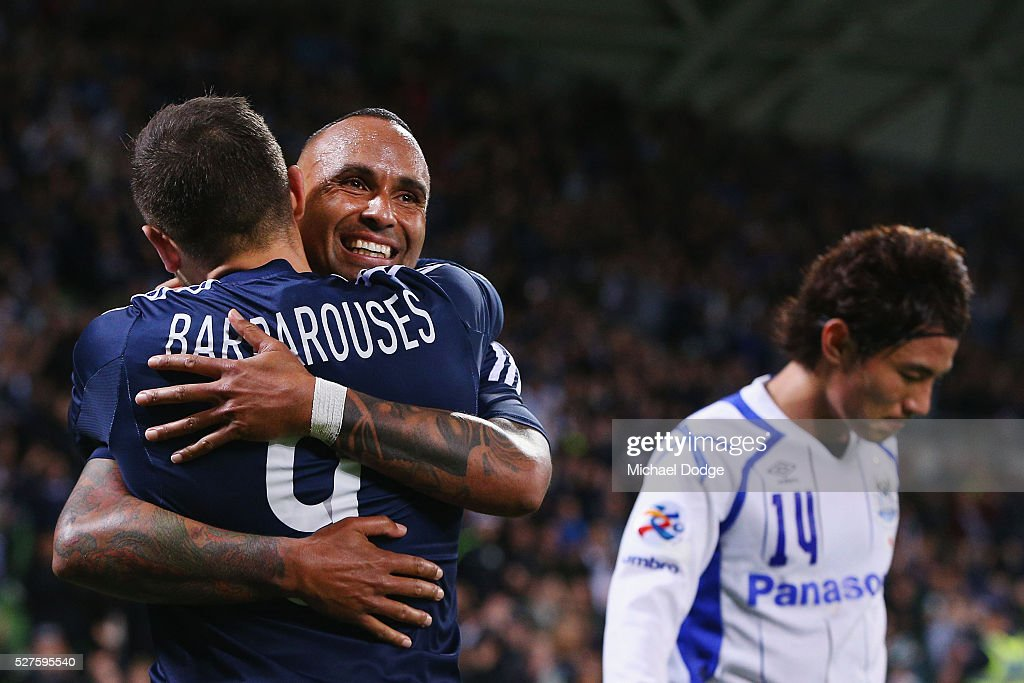 AFC Champions League - Melbourne Victory v Gamba Osaka
