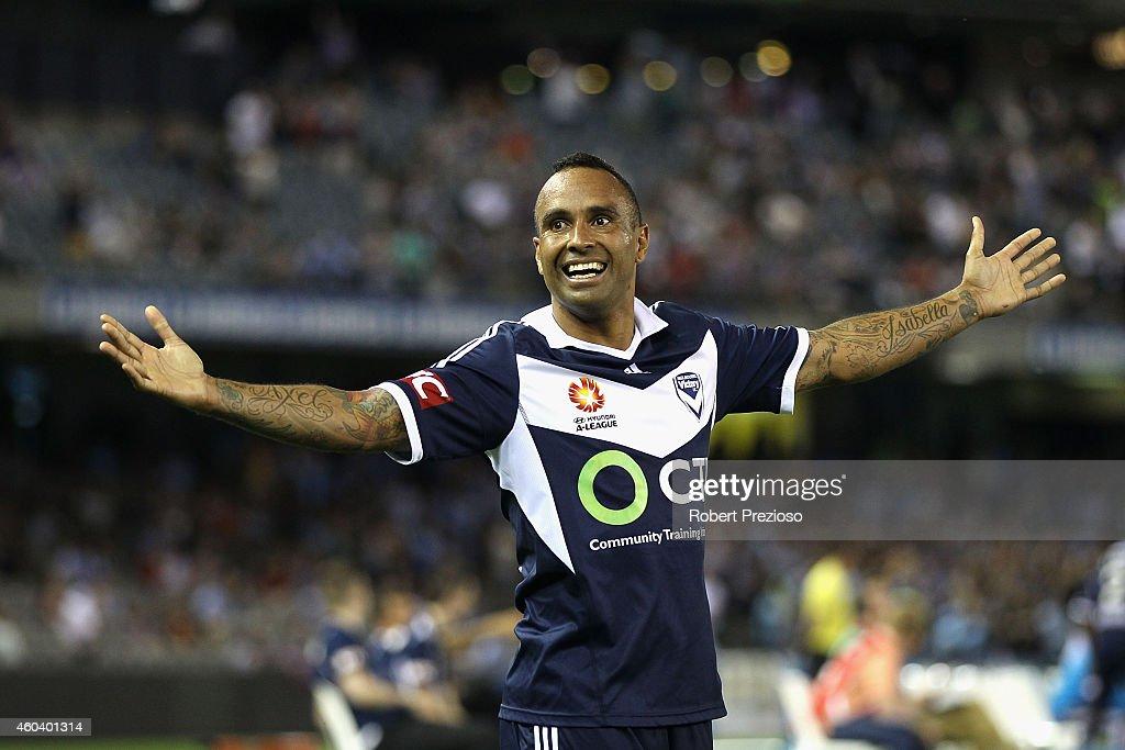 A-League Rd 11 - Melbourne v Sydney