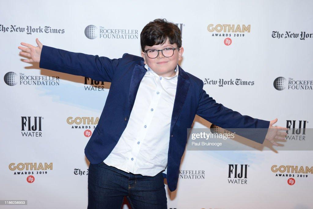 2019 IFP Gotham Awards : Nachrichtenfoto
