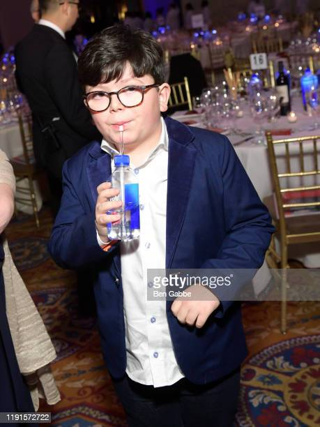 Archie Yates attends the 2019 IFP Gotham Awards with FIJI Water at Cipriani Wall Street on December 02 2019 in New York City