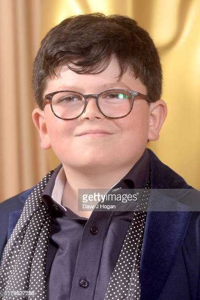 Archie Yates attends the AMPAS New Members Event at Freemasons Hall on October 05 2019 in London England