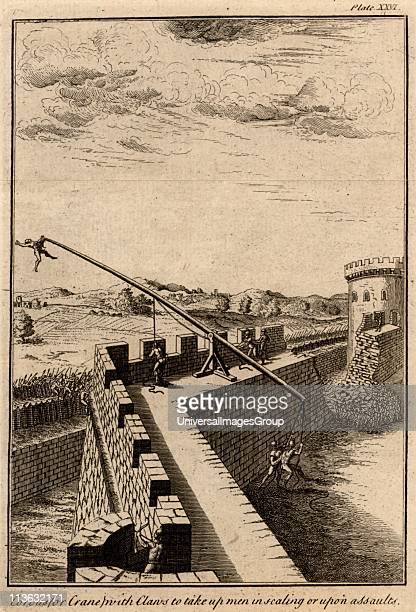 Archimedes' crow Archimedes Ancient Greek mathematician and inventor is said to have invented the device for use during the defence of Syracuse...