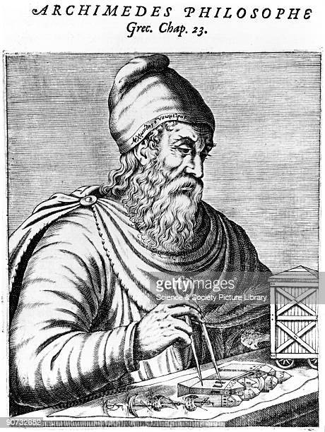 Archimedes is one of the most celebrated figures of the ancient world His major importance in mathematics was his discovery of formulae for the areas...