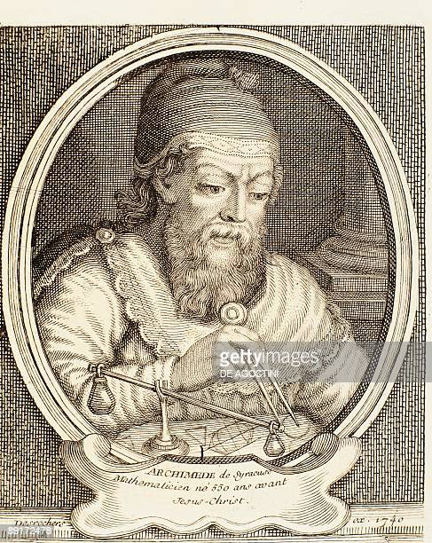Archimedes the Mathematician and physicist