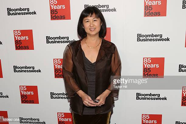 Architect and Vietnam War Memorial designer Maya Lin attends the Bloomberg Businessweek 85th Anniversary Celebration at the American Museum of...