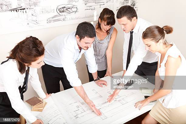 Architekt & Kunden