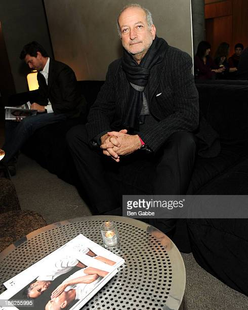 Architect Enrique Norten attends the Surface Magazine And Microsoft's Surface 2 Present Design Dialouges No. 4 on October 29, 2013 in New York City.