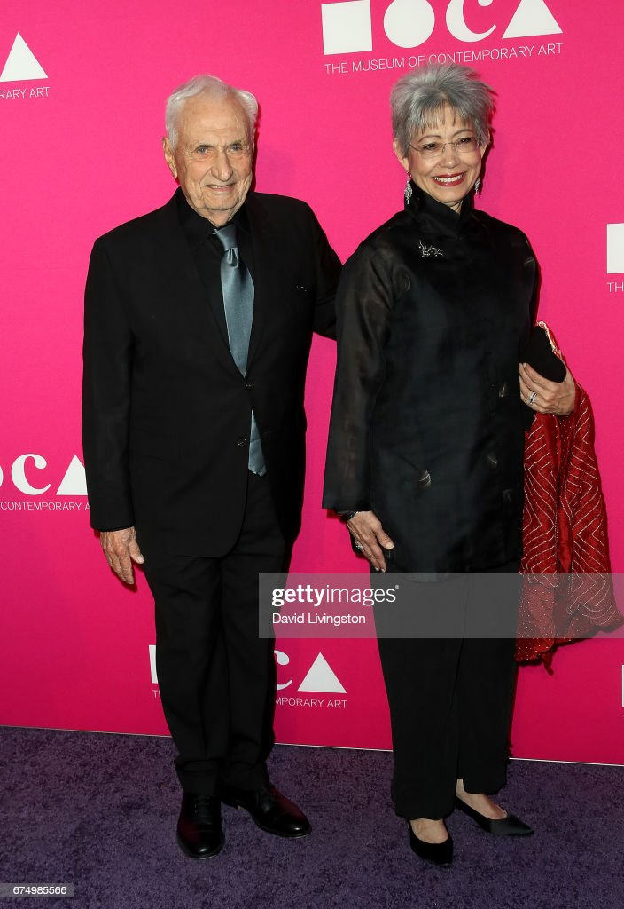 MOCA Gala 2017 - Arrivals : News Photo