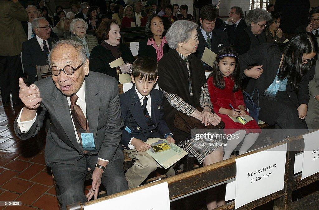 2004 Ellis Island Family Heritage Awards : News Photo