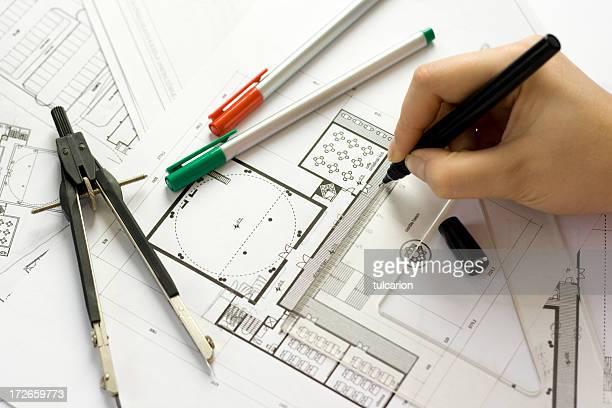 Architetto di lavoro