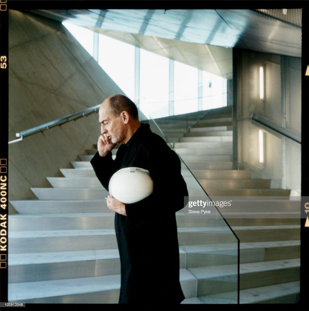 Rem Koolhaas, January 01, 2005