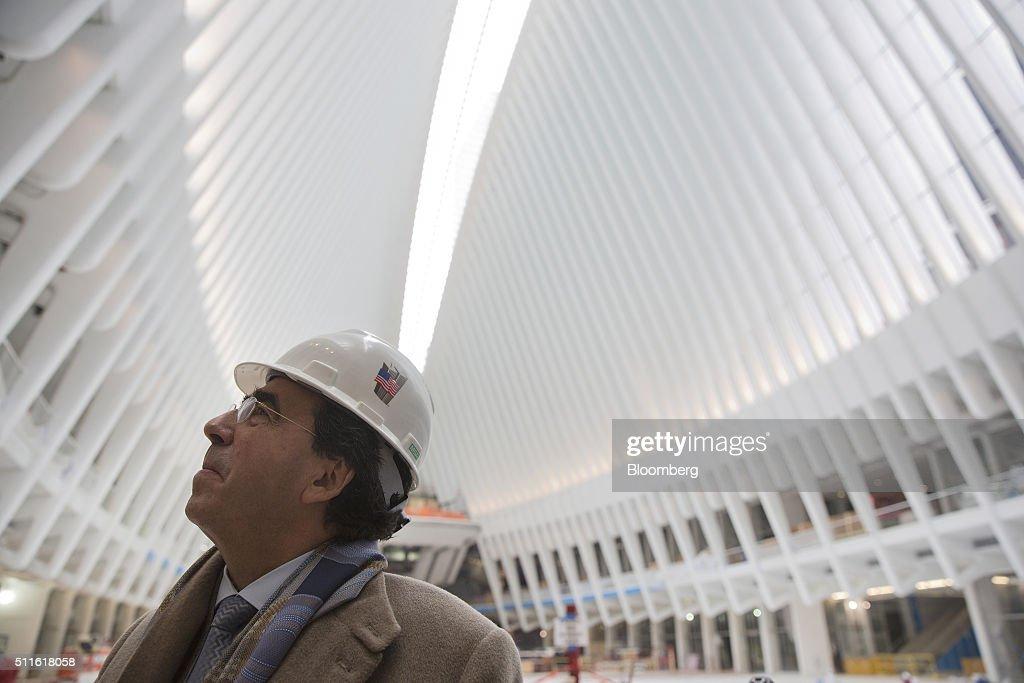 Tour of The New PATH WTC Transportation Hub