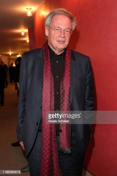 Architect Stephan Braunfels at the opera premiere of Die tote Stadt by Erich Wolfgang Korngold at Bayerische Staatsoper on November 18 2019 in Munich...
