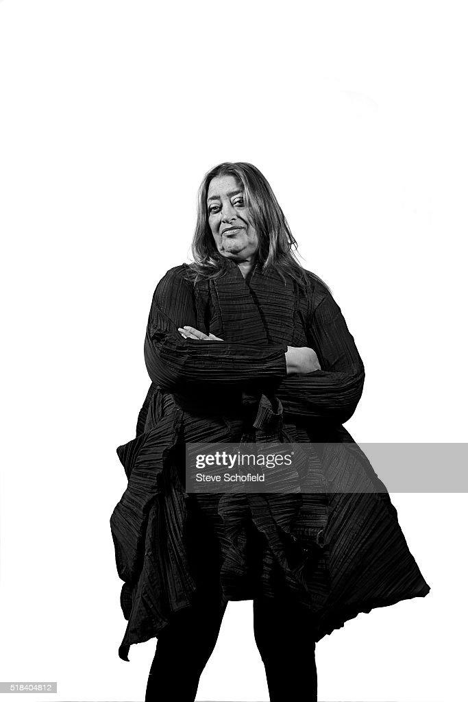 Zaha Hadid, Self assignment, April 27, 2011