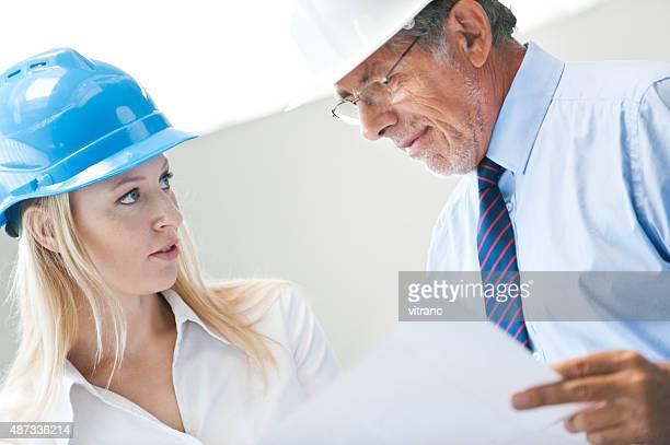 Architekten, die Werkzeuge