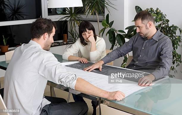 Architect's meeting