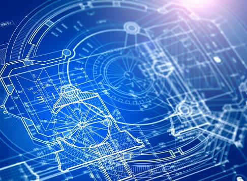 Architectural blueprints 877148466