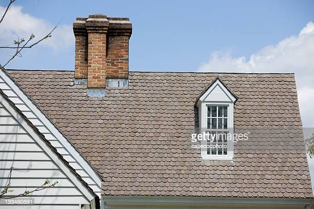 architectural detail at williamsburg - williamsburg virginia stock pictures, royalty-free photos & images