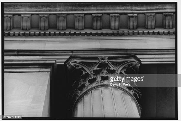 Architectural Detail from 30th Street Station Philadelphia
