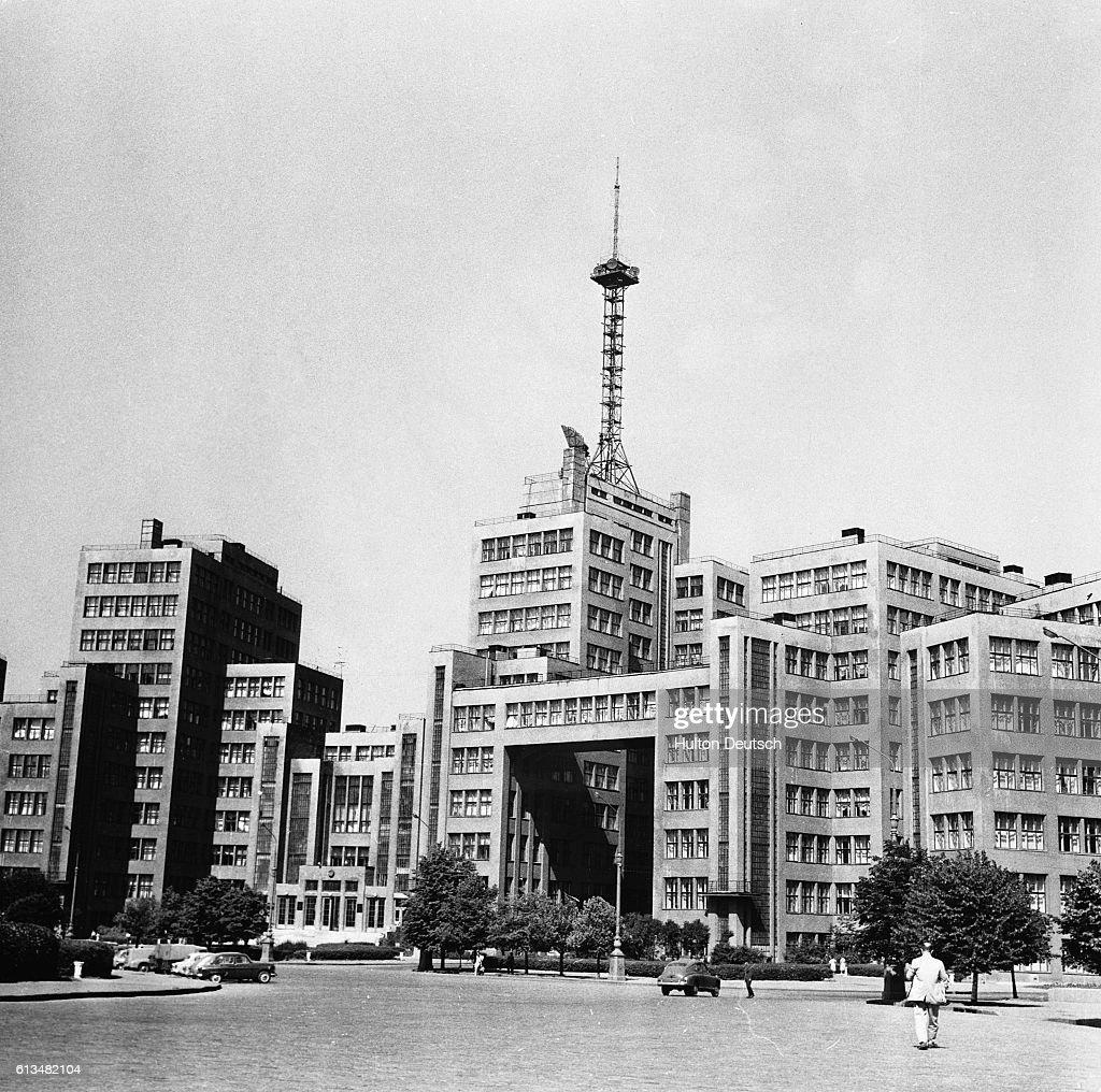 Experimental Building : Nachrichtenfoto