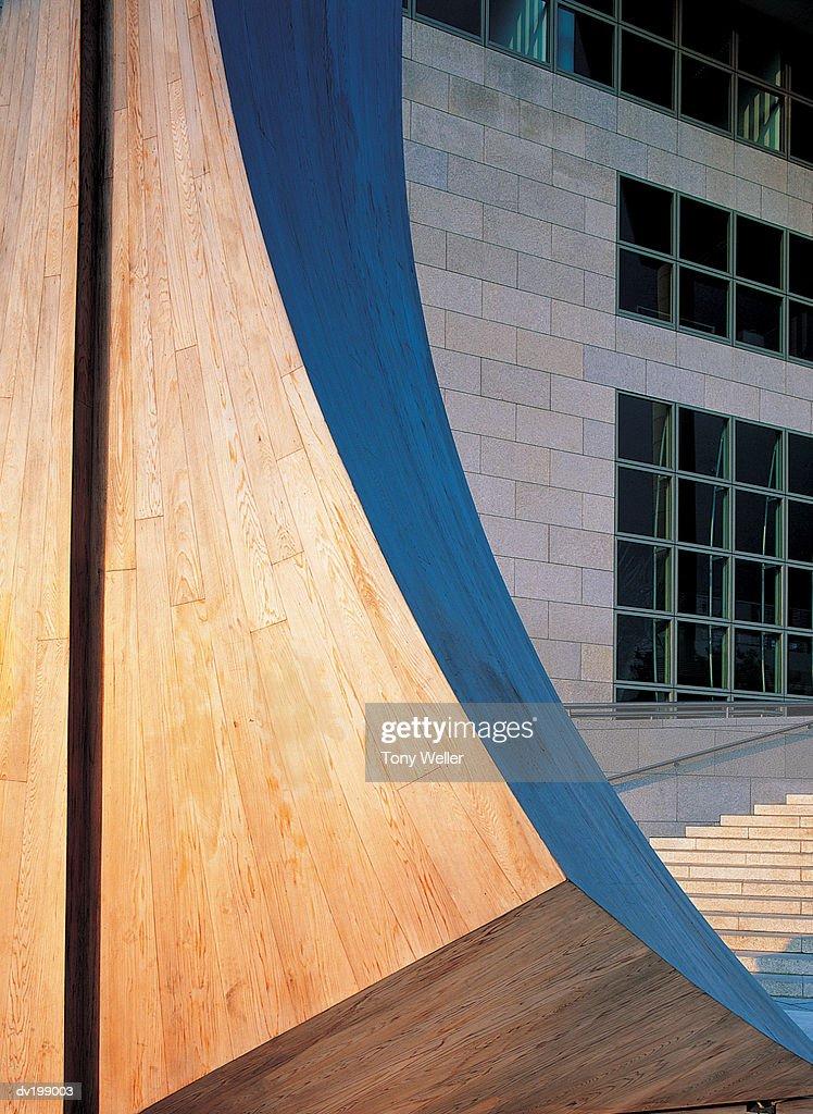 Architectural facade : Stock Photo