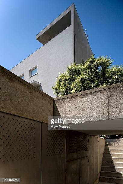 Architectural Office Porto Portugal Architect Alvaro Siza Architectural Office Escritorio De Arquitectura Porto Portugal 1998