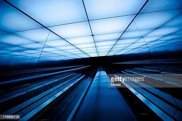 Abstrato arquitetura-Reflexo
