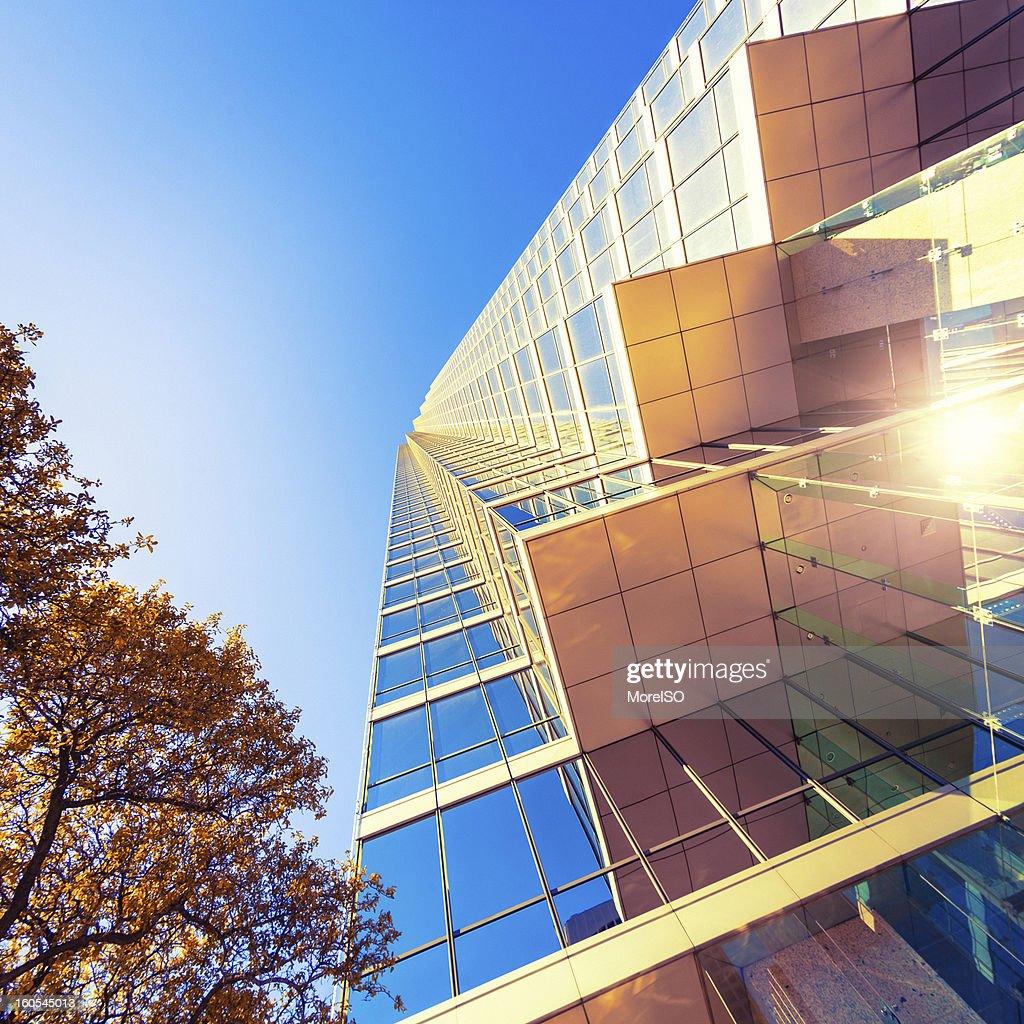 Architecture, Dallas Financial District : Stock Photo