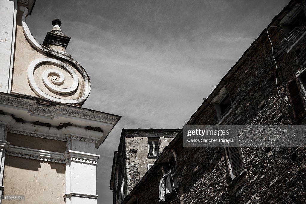 Architecture detail : Stock Photo