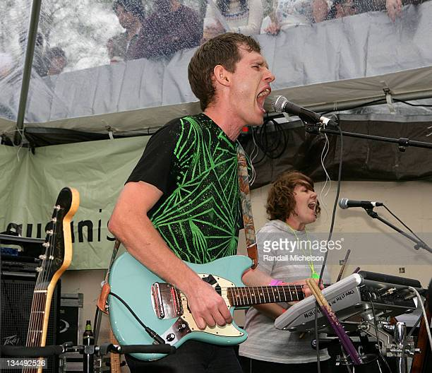 Architecture in Helsinki during 21st Annual SXSW Film and Music Festival BMI Gonna Gonna Get Down II Music Showcase at Mohawk in Austin Texas United...