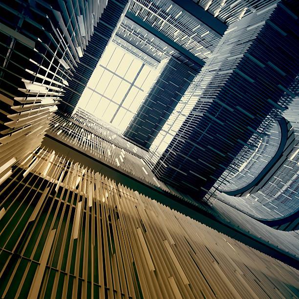 Architecture Interior Wall Art