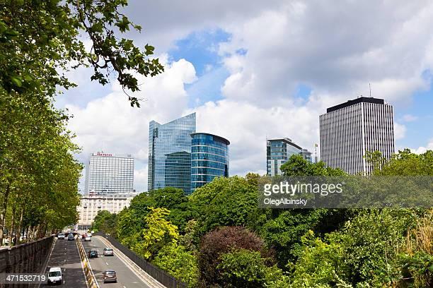 Architecture de Bruxelles.