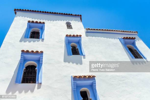 Architecture of Chefchaouen