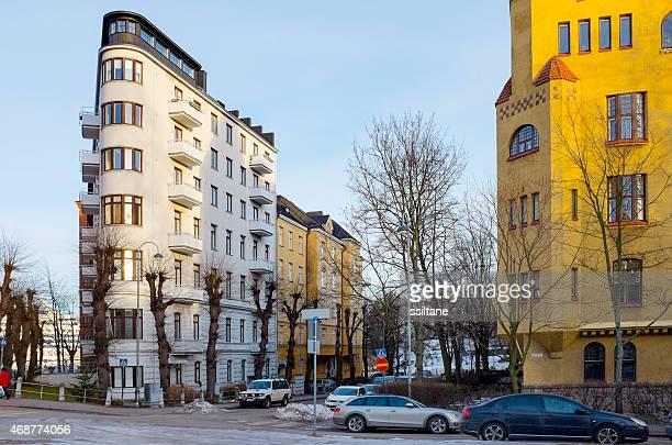 Architecture of Helsinki, Finland