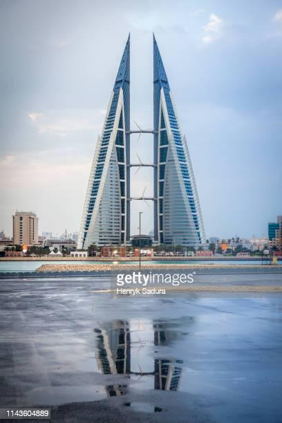 Architecture of Manama