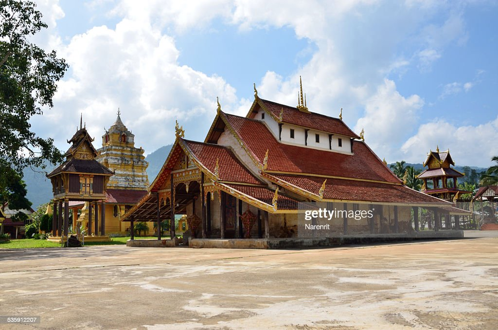 Architecture of Temple : Stock Photo