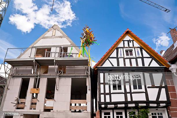Architektur der Vergangenheit und Gegenwart