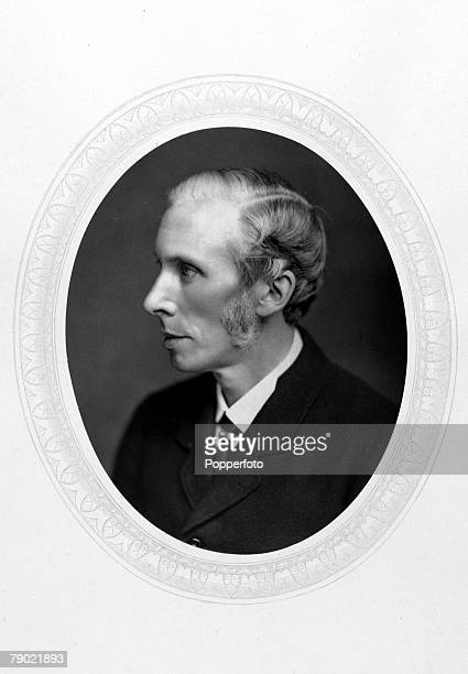 Architecture Richard Norman Shaw portrait English architect who broke away from the Victorian designs and returned more to the style of the Queen...