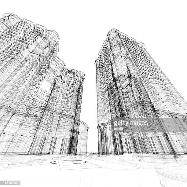 Croquis d'Architecture
