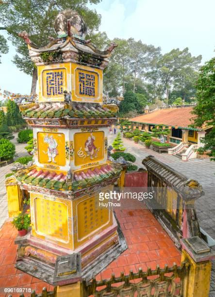 architektur tempelturm - pagode stock-fotos und bilder