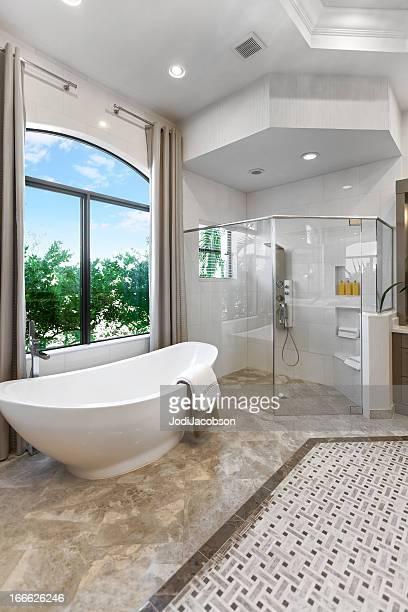 Architektur: wunderschöne Badezimmer
