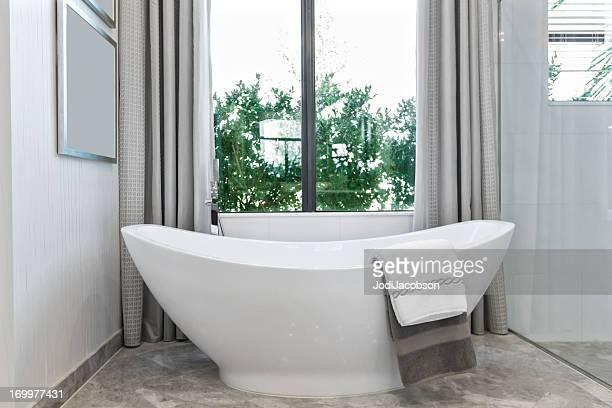 Architecture magnifique salle de bains: