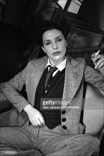 Archive Zouzou French actress in France in March 1978First known as the Rolling Twister and as SaintLaurent's model Zouzou started a big...