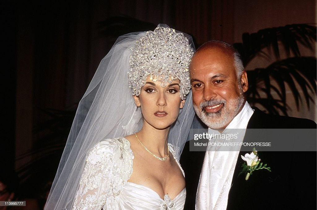 Archives: Celine Dion In Montreal, Canada In May, 1996- : News Photo