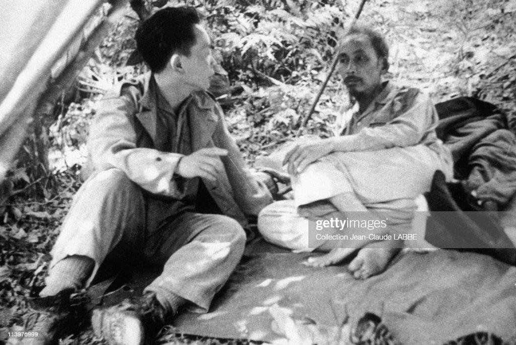 Archives: Dien Bien Phu Battle In Dien Bien Phu, Vietnam In May, 1954- : News Photo
